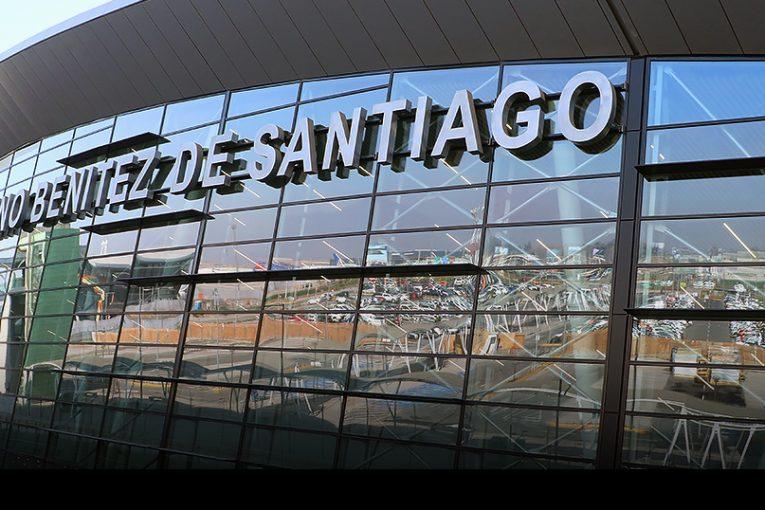 Visita a la nueva Terminal 2 del Aeropuerto Arturo Merino Benítez de Santiago