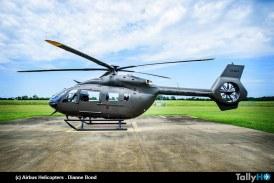 La flota de UH-72 Lakota supera el millón de horas de vuelo en EE.UU.