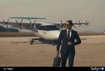 Flapper y Electra firman acuerdo para llevar aeronaves eSTOL a América Latina