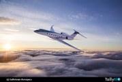 Gulfstream presentó dos aviones ejecutivos totalmente nuevos