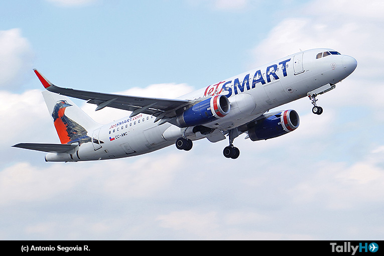 """JetSMART única low cost de Sudamérica en recibir el premio """"COVID-19 Airline Excellence Awards"""" de Skytrax"""