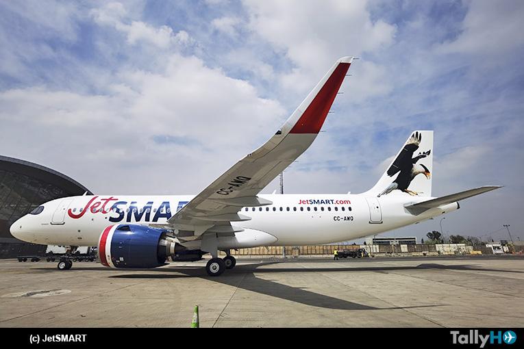 JetSMART recibe su décimo noveno avión para operar en toda la región