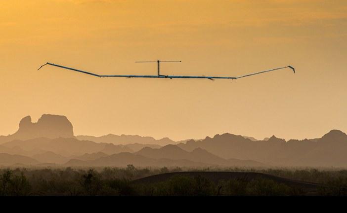 Zephyr de Airbus alcanza nuevas cotas en sus vuelos de prueba