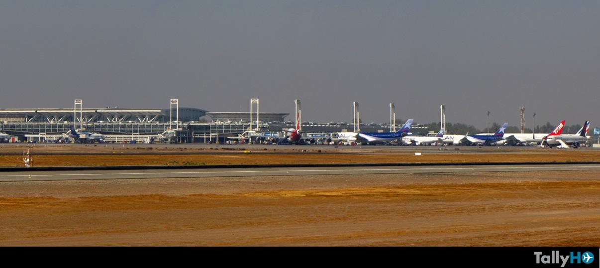 El Consorcio Nueva Pudahuel, se adjudicó licitación del Aeropuerto Internacional Arturo Merino Benítez