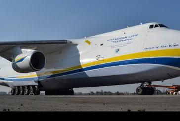 Antonov firma contrato por tres años para transporte estratégico en el programa SALIS