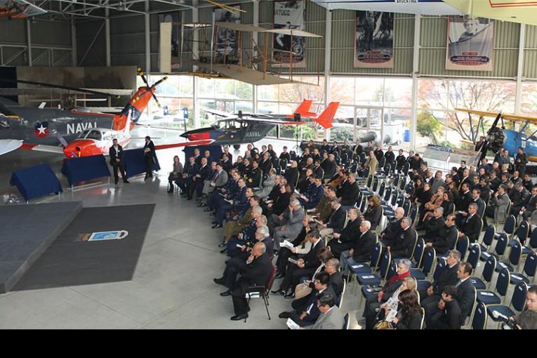 Celebración del 71 Aniversario del Museo Nacional Aeronáutico y del Espacio
