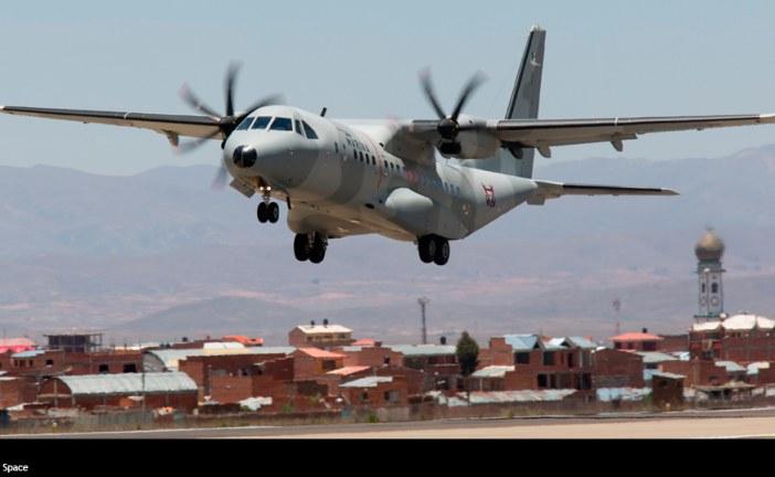 El C295W demuestra en La Paz (Bolivia) sus capacidades en condiciones de altura y calor