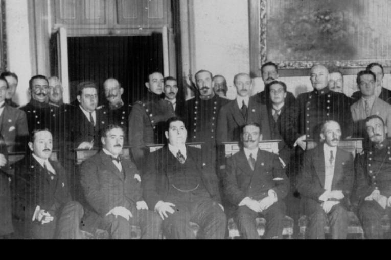 100 años de la Primera Conferencia Aeronáutica Panamericana