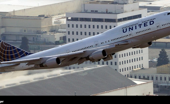 United Airlines 90 años uniendo EE.UU. y el mundo