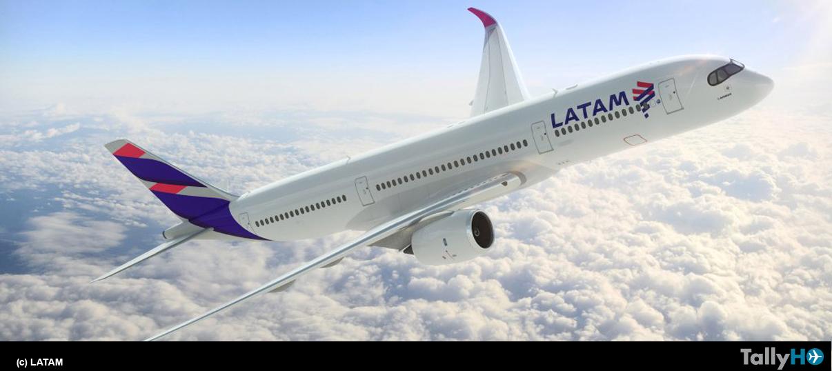 LATAM presentó nuevo diseño para aeronaves y uniformes