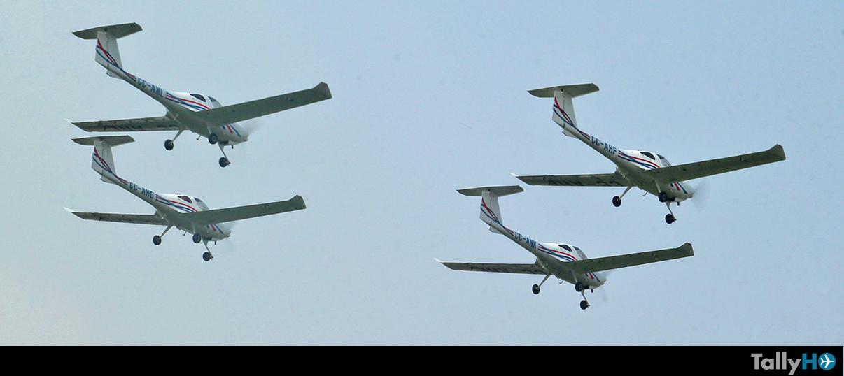 93 Aniversario del Club Aéreo de Santiago