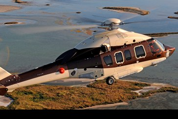 Airbus Helicopters entrega el primer H175 en versión VIP