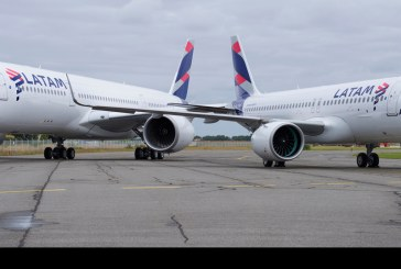 Airbus entrega a Grupo LATAM Airlines el primer A320neo en América