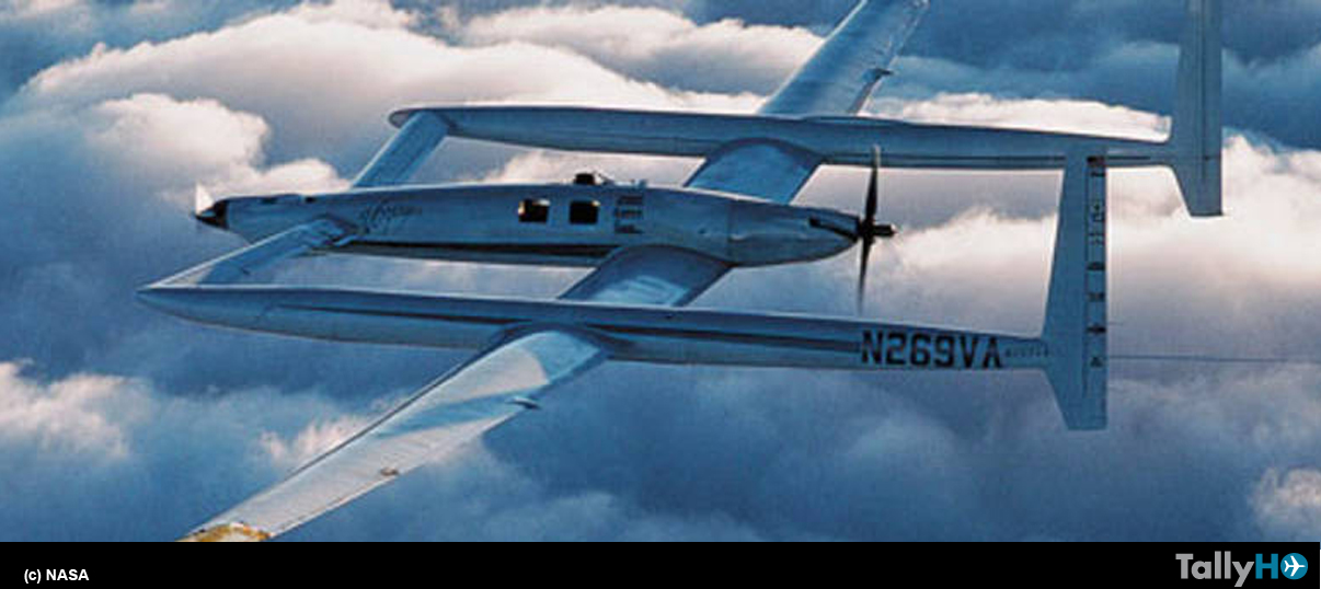 A 30 años de la hazaña del Rutan Voyager