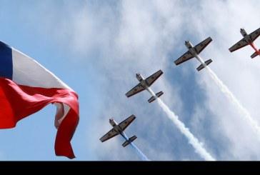 Fuerza Aérea de Chile cumple 90 años de su creación