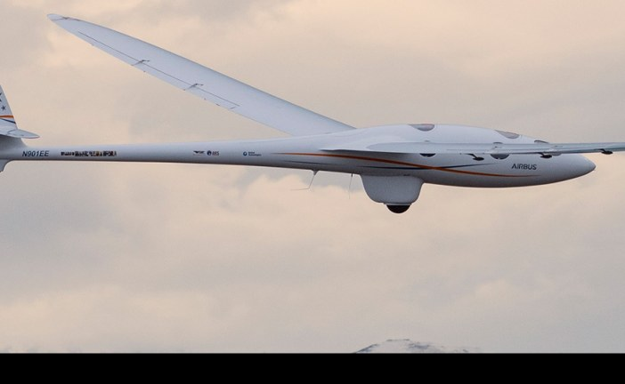Récord mundial de altitud logró el planeador Airbus Perlan Mission II