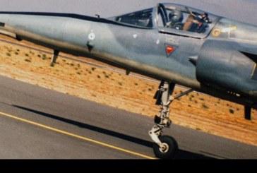 10 años del último vuelo oficial del Mirage Pantera de la Fuerza Aérea de Chile