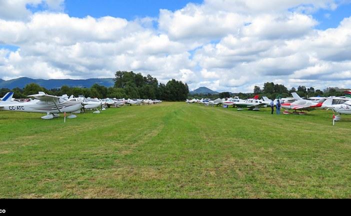 XII Festival Aéreo Internacional de Villarrica 2018