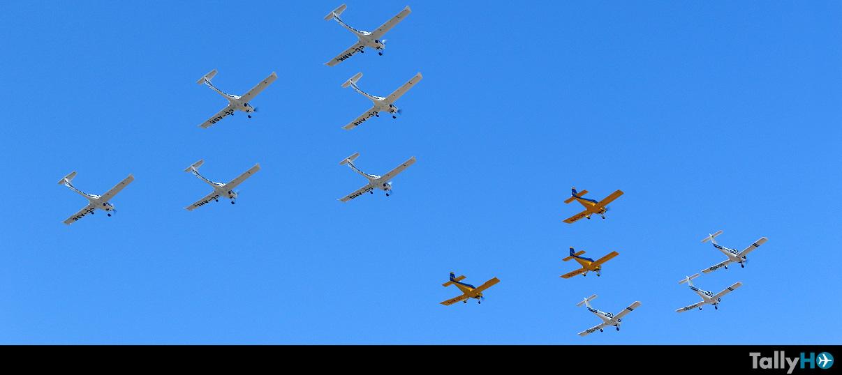 92 Aniversario del Club Aéreo de Santiago