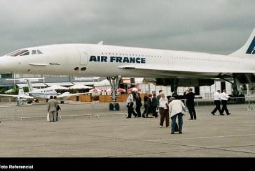 15 años del último vuelo del legendario Concorde de Air France