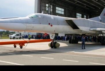 UAC Rusia presentó el modernizado TU-22M3M
