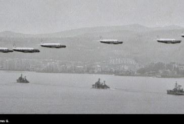 40 años de la llegada de los Embraer P-111 a la Aviación Naval de Chile