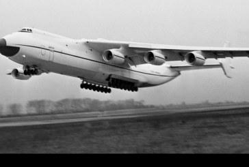 30 Años del primer vuelo del gigantesco Antonov An-225 Mriya