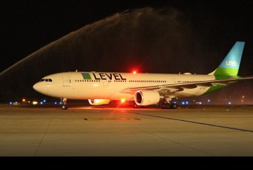 Aerolínea Low Cost LEVEL comenzó vuelos regulares a Chile