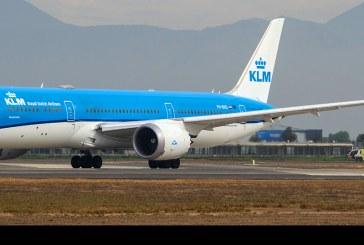 KLM inició la era Dreamliner para su ruta Santiago – Ámsterdam
