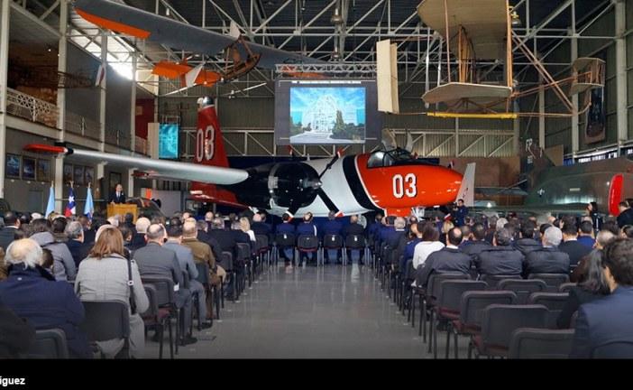 Aniversario N°75 del Museo Nacional Aeronáutico y del Espacio