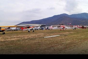 7° encuentro aeronáutico en el aeródromo Santa Teresa del Almendral 2019