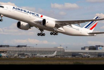 Air France-KLM encarga otros 10 aviones A350 XWB