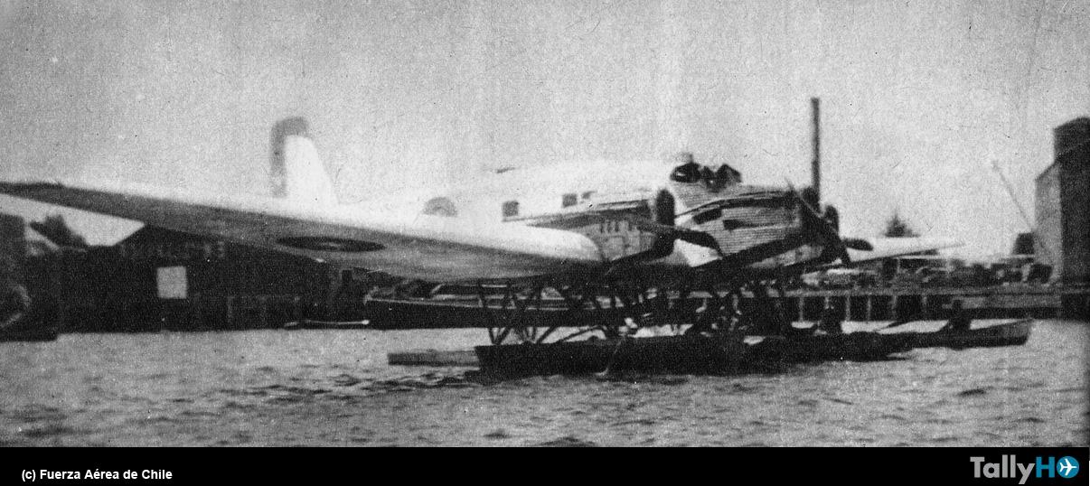 90 años de la hazaña de la apertura de la ruta aérea a Magallanes