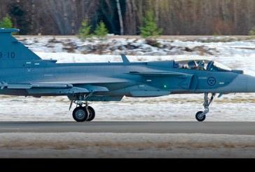 Saab Gripen E y GlobalEye finalizaron evaluaciones de la Fuerza Aérea de Finlandia