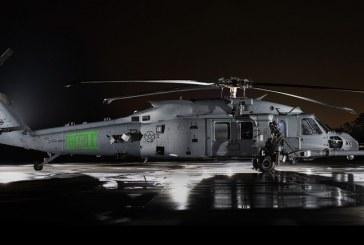 Nuevo Sikorsky HH-60W recibe el nombre de Jolly Green II
