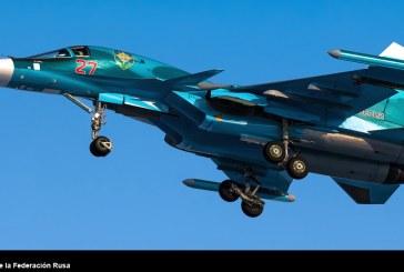 30 Años del primer vuelo del T-10V-1 que dio vida al actual SU-34