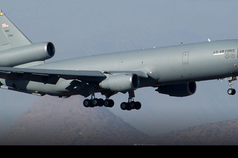 40 años del primer vuelo del KC-10A Extender