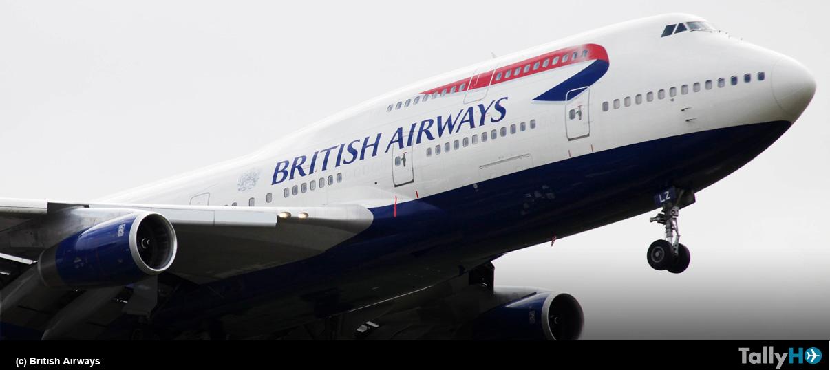 El fin de una era: British Airways retira de su flota los Boeing 747