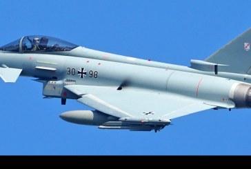 Parlamento Alemán aprueba compra de nuevos Eurofighter de última generación para la Luftwaffe