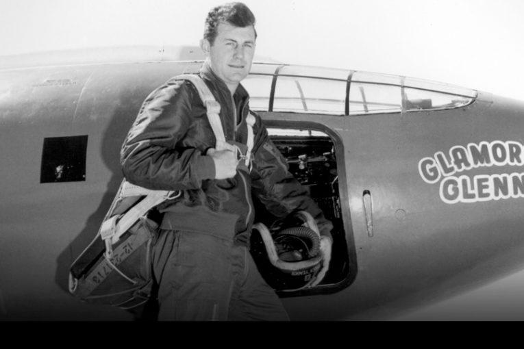 Adiós a Chuck Yeager el primer hombre en volar más rápido que el sonido