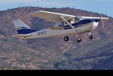 "Conociendo el Cessna C-172F Skyhawk (T-41A ""Mescalero"") del Club Aéreo Alas del Maipo"