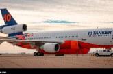 Ten Tanker presentó nuevos colores en uno de sus DC-10