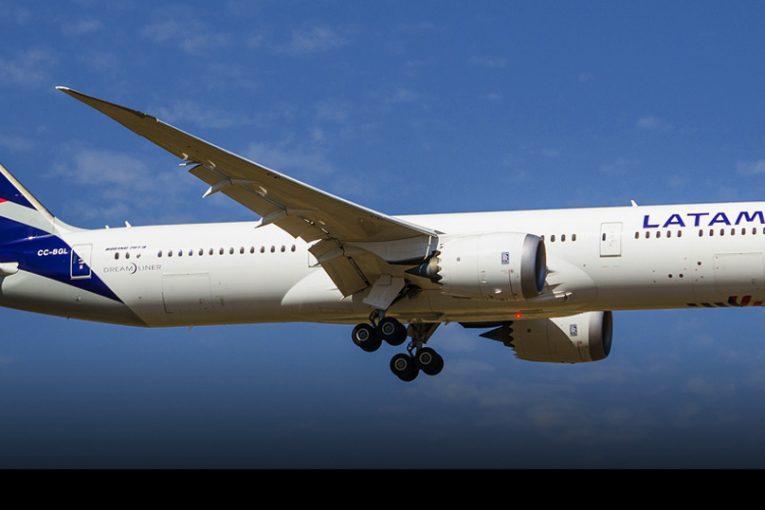 LATAM es reconocida por pasajeros como aerolínea líder en Sudamérica en 2021