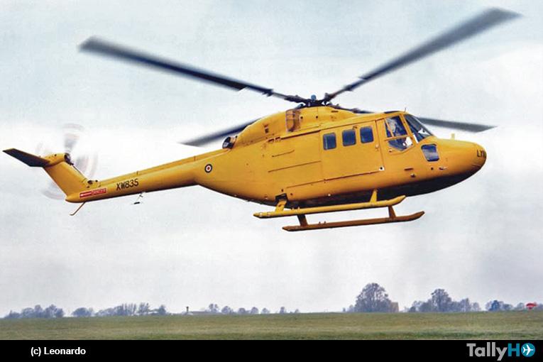 Helicóptero Lynx de Leonardo cumple 50 años de su primer vuelo