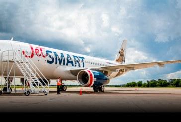 En el marco de su plan de expansión JetSMART aumentará frecuencias a Colombia