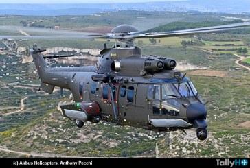 Singapur recibe su primer Airbus Helicopters H225M
