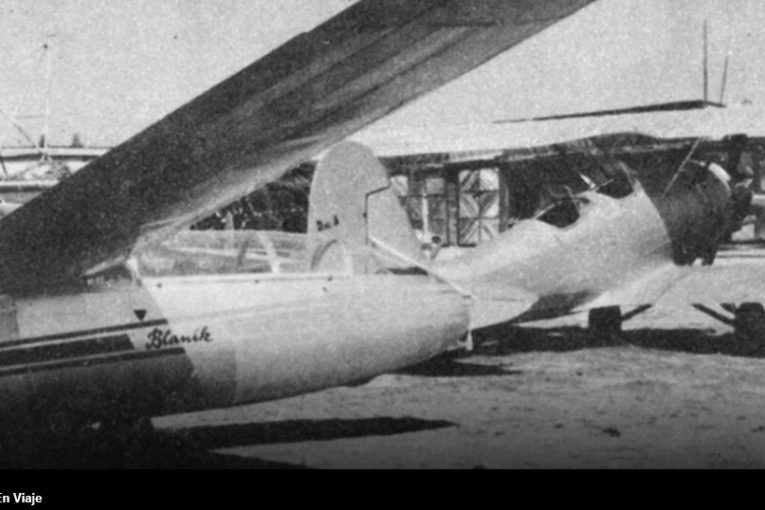 A 60 años del histórico remolque de un planeador desde Santiago hasta Arica