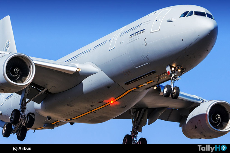Airbus calificó como postor para el reemplazo del tanquero estratégico de Canadá