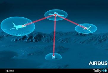 Airbus y TNO desarrollarán una terminal de comunicaciones láser para aviones