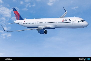 Delta Air Lines encarga 25 Airbus A321neo adicionales